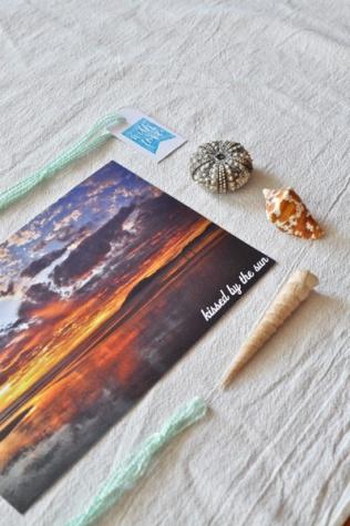 Oversized Postcard